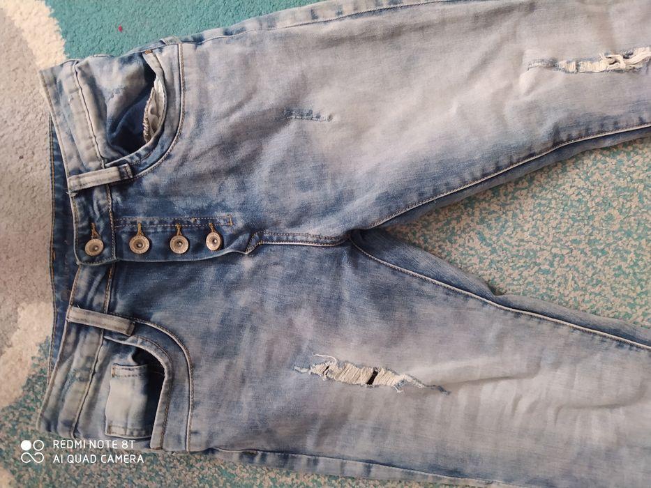 Spodnie jeansowe damskie Siedlce - image 1