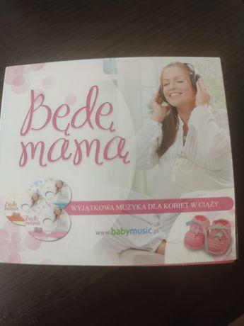 Płyty CD 3 Będę mamą muzyka dla kobiet w ciąży