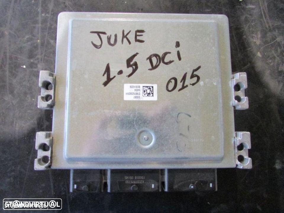 Centralina Nissan Juke 1.5 do ano 2015
