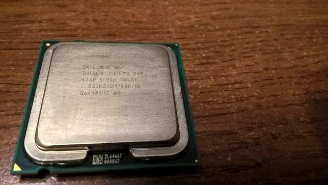 Procesor INTEL CORE 2 DUO E4300 1,8 GHz