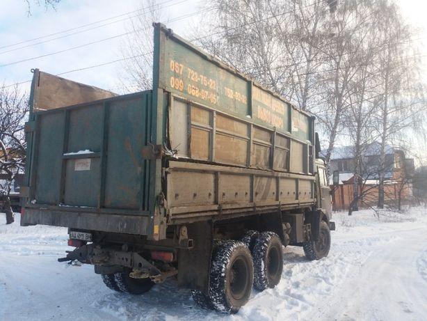 Настоящий КАМАЗ колхозник, 15-25 куб, борта 2 м, от Хозяина.!