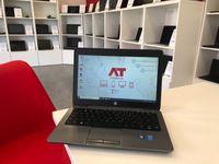 "Laptop Poleasingowy HP 820 G1 12,5"" i5 8GB SSD Kamera GW12 FV23%"