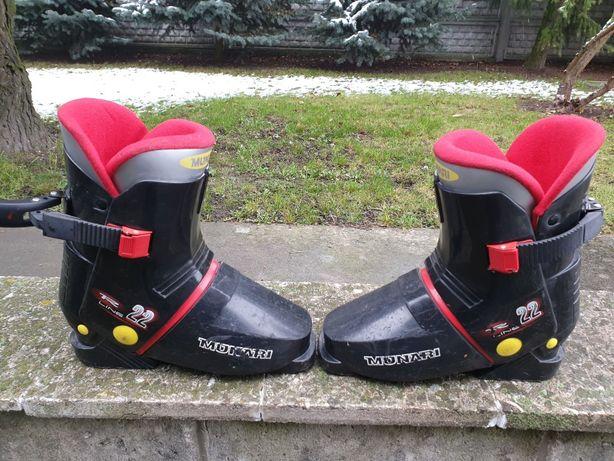 Munari - buty narciarskie