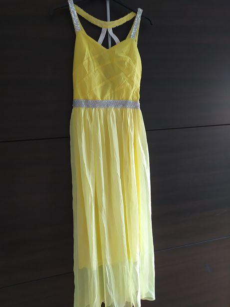 Sukienka maxi długa rozmiar S