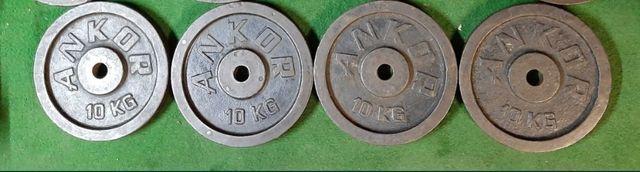 Obciążenie żeliwne Ankor 10 kg