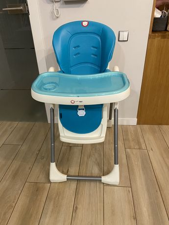 Krzesełko do karmienia Lionelo