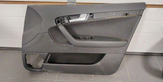 Audi A3 8P Boczek drzwi prawe przód i tył