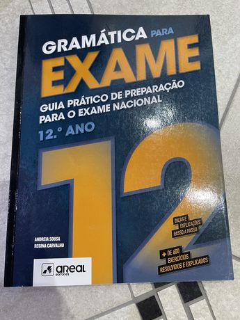 Gramática para exame - Guia prático de preparação para o exame - areal