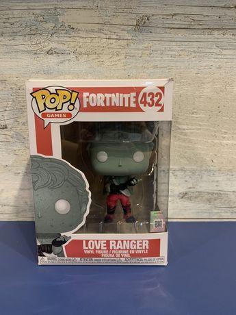 Fanko Pop Fortnite- Love Ranger - 432