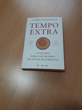 Tempo Extra - livro
