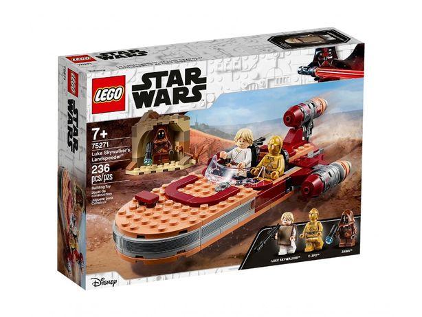 Nowy zestaw LEGO 75271 Ścigacz (dowóz gratis)