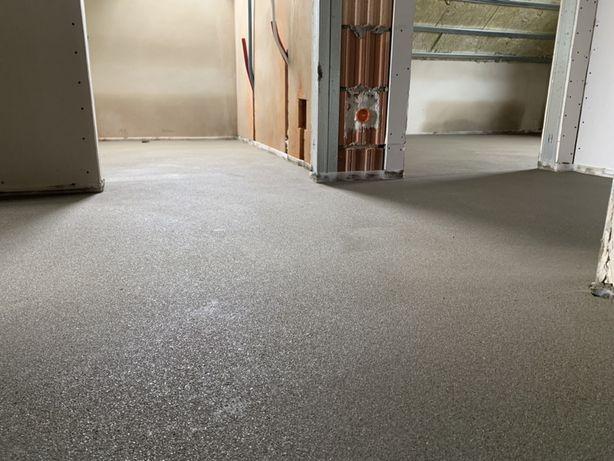 Posadzki wylewki cementowe mixokretem