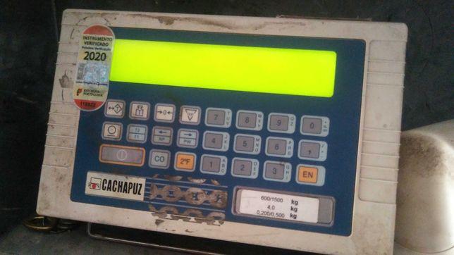 Balança Cachapuz digital usada
