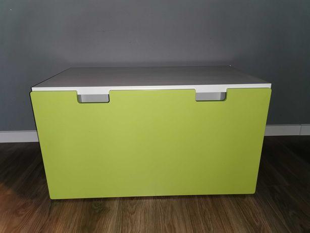 Ikea Stuva ławka z pojemnikiem skrzynia na zabawki