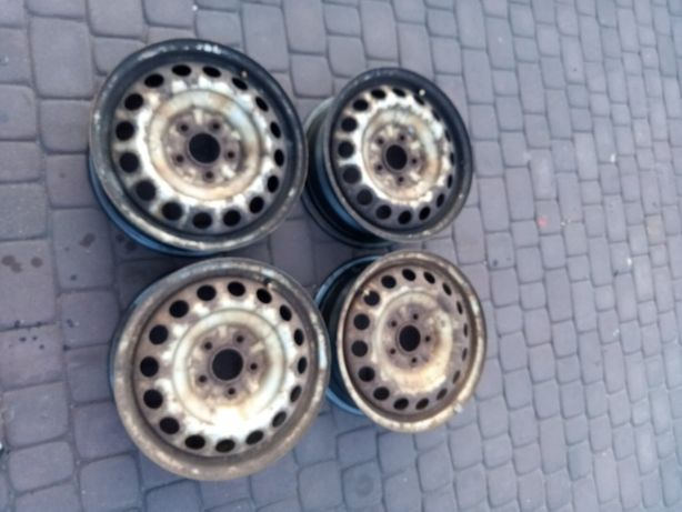 Felgi stalowe 5x114,3x67 r16 Mazda, Hyundai, Kia i inne