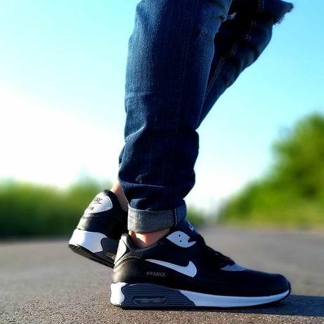 Мужские кроссовки найк Nike Air Max 90