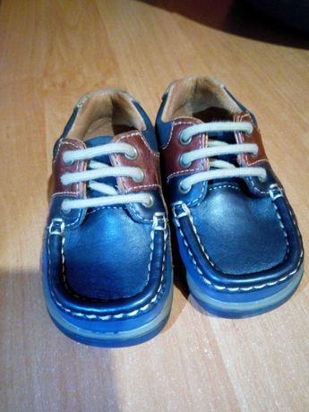 Туфлі для хлопчика 12,5см.