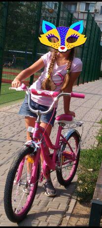 Велосипед для девочки!!!