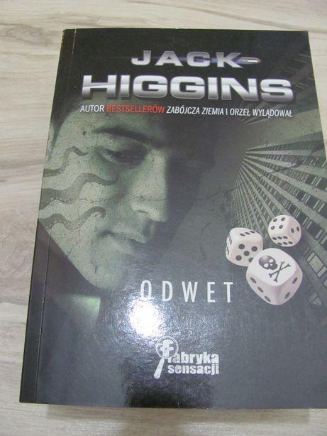 Jack Higgins - Odwet