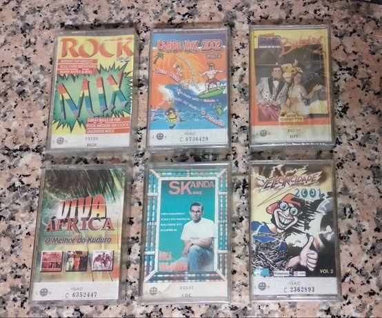 Cassetes de musica ( K7 ) {ler anuncio}