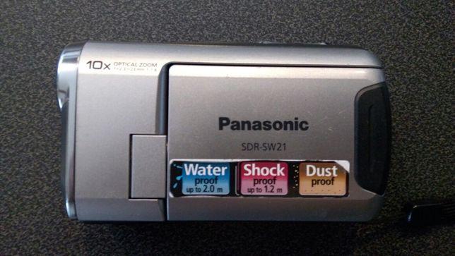 Kamera Panasonic SDR-SW21 wodoodporna
