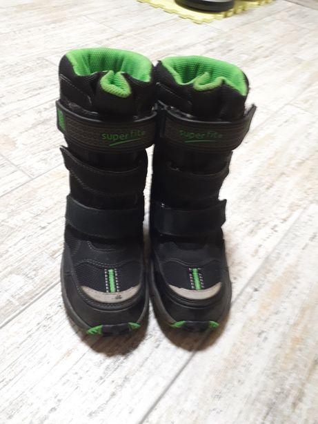 Термо ботинки 29размер
