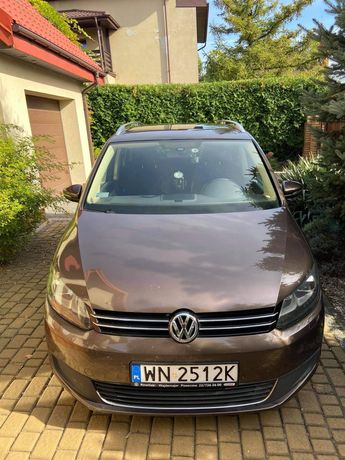 Volkswagen Touran 1.6 TDI automat DSG
