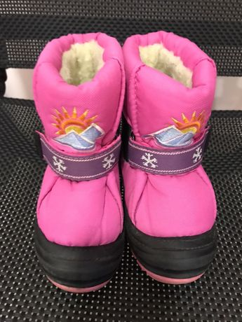 Сапоги, зимние сапожки термоботинки, ботиночки Demar, Демар, термо