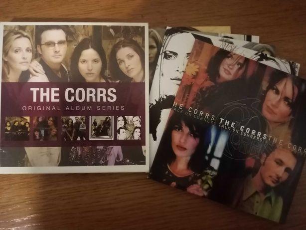 cd the corrs-original album series 12 euros