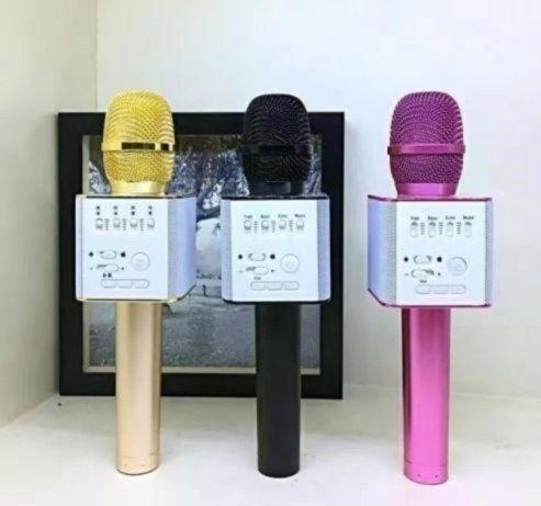 блютуз микрофон Беспроводной караоке универсальный подарок