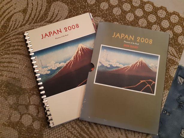 Японский ежедневник, планер, органайзер