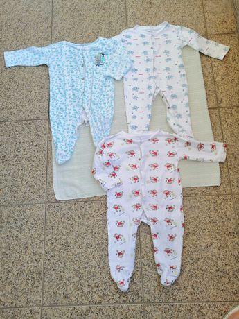 Babygrows para bebé dos 6 aos 9 meses
