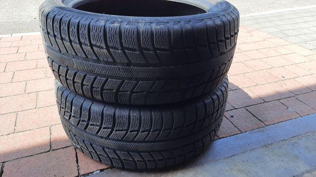Opony zimowe Michelin toyota bmw
