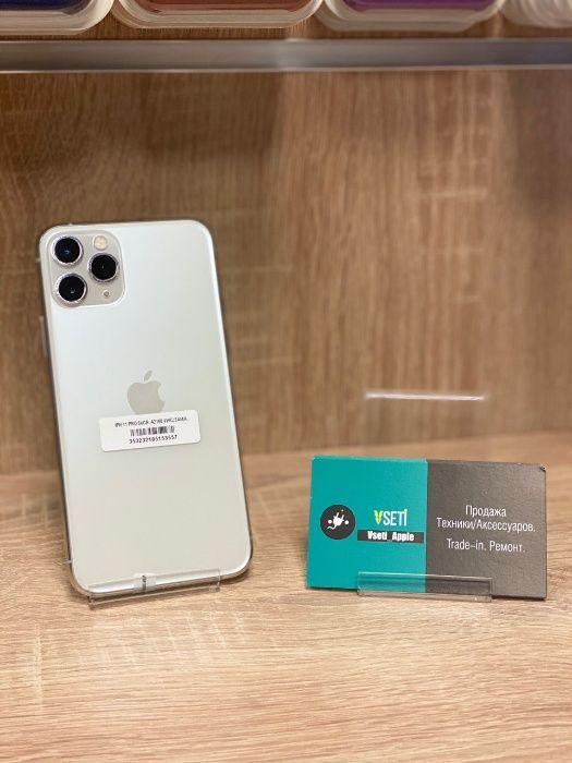 iPhone 11 Pro 64/256 gb. Silver Neverlock MAX/X/ XS / XR Киев - изображение 1