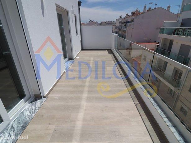 Apartamento T2+1 duplex em Monte Gordo