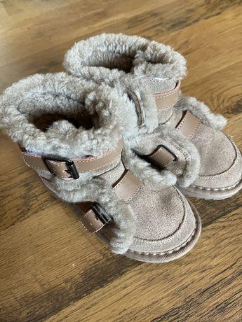 Угг, теплі чобітки