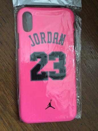 Sprzedam Jordan case/etui na telefon IPhone X