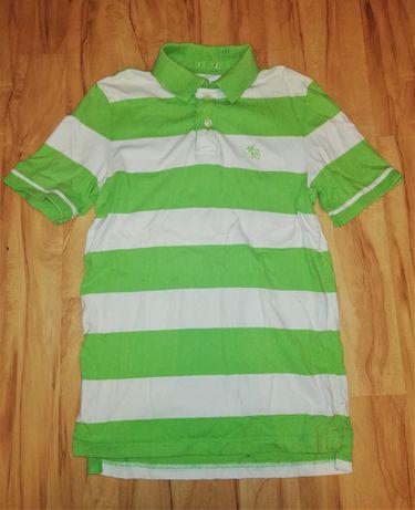 Koszulka/T-shirt/bluzka polo Abercrombie rozm. M