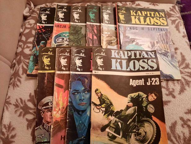 Komiksy Kapitan Kloss