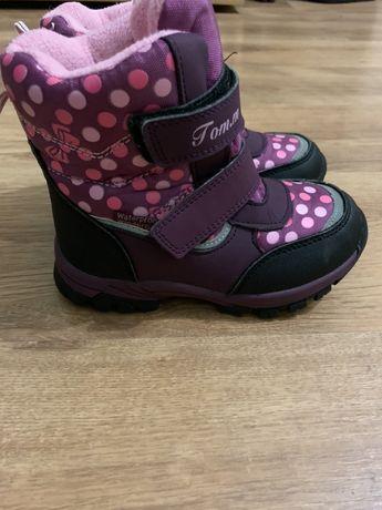Ботинки Tom. m