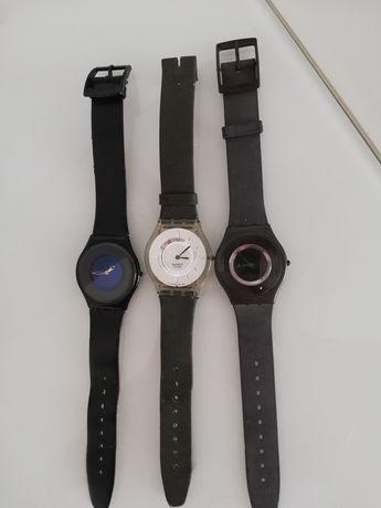 Relógios Swatch skin