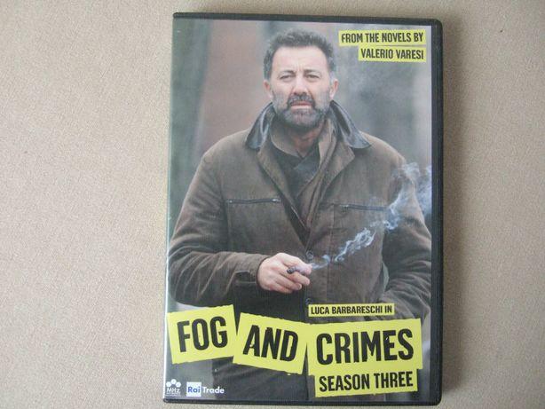 serial Fog and crimes, trzeci sezon - wersja oryginalna
