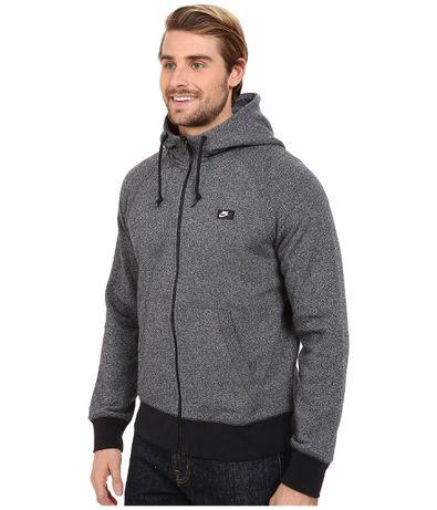 Худи Nike AW77 FULL-ZIP Grey (L) Original