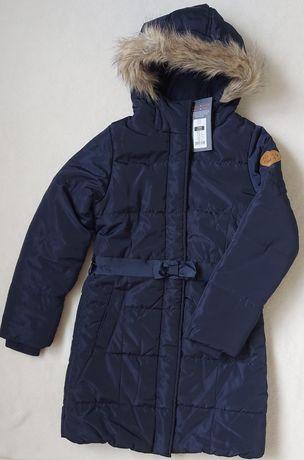Пальто/Курточка осень/еврозима на девочку 140 см.