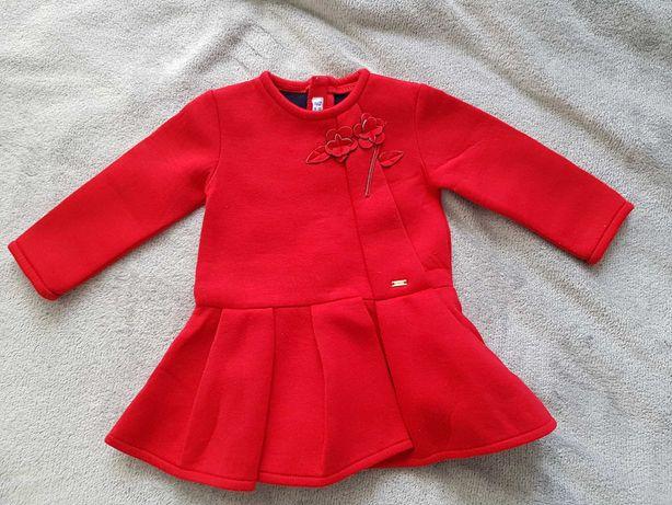 Zestaw sukienek 74/80, Mayoral, H&M, Losan