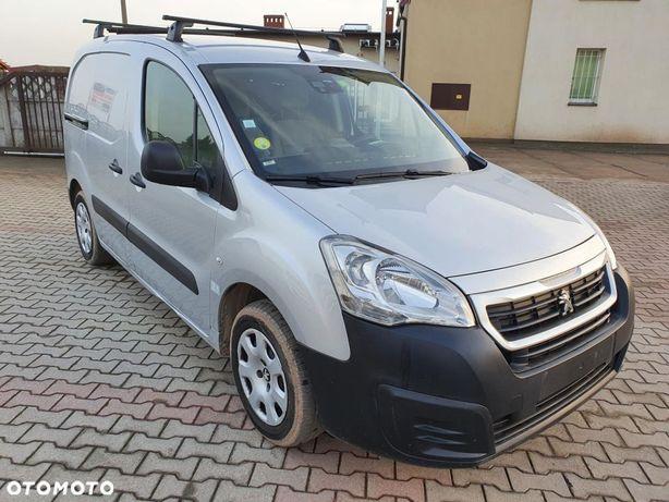 Peugeot Partner  1,6 bluehdi 100 KM Automat Klimatronik Nawigacja Active City Breake