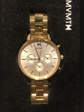 MVMT - zegarek damski w kolorze złotym - nowa bateria