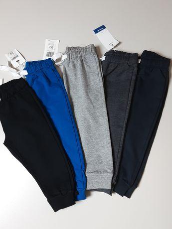Roz. 92 Spodnie dresowe