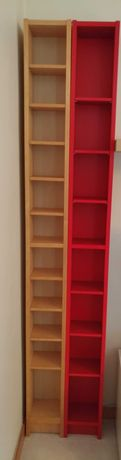Duas estantes IKEA