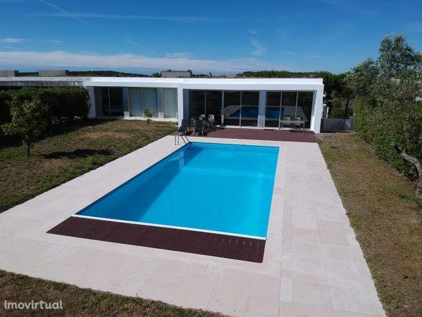 ÓBIDOS - Moradia T3 com piscina em Condomínio com golfe